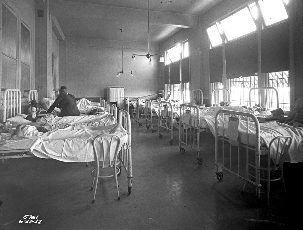 City Hospital, 1922 | by Seattle Municipal Archives