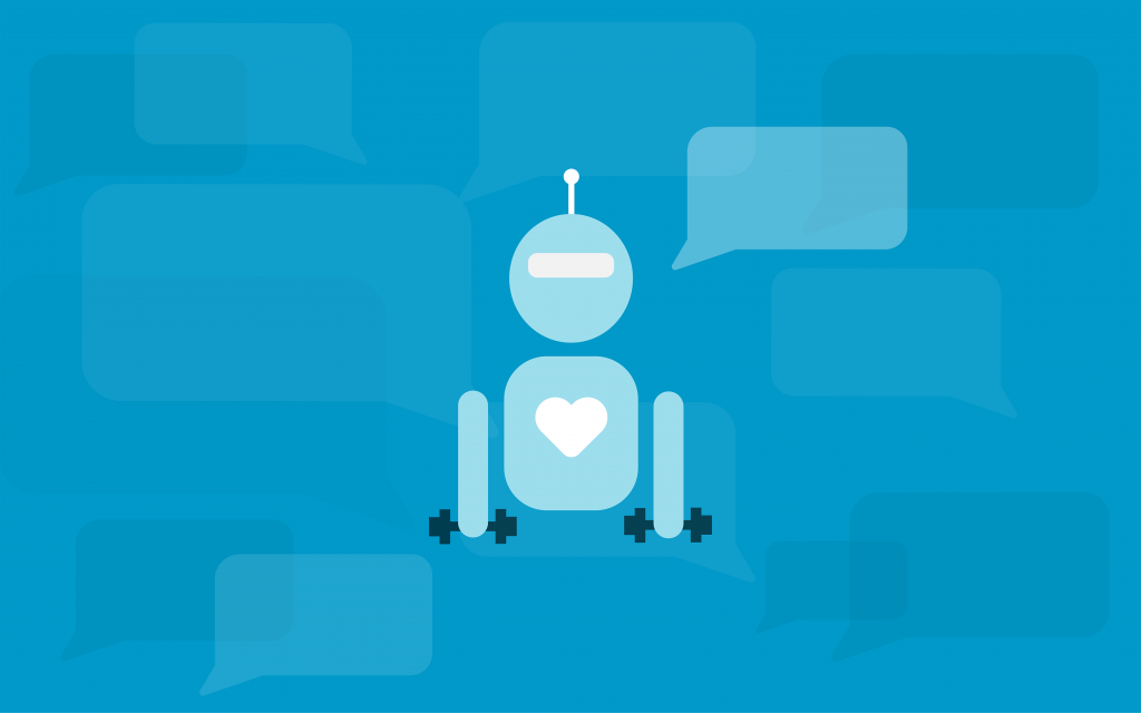 Chatbots and health benefits